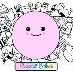 kawaii sekai cute world