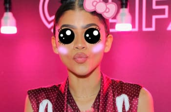cute Zendaya kawaii celebrity hollywood star